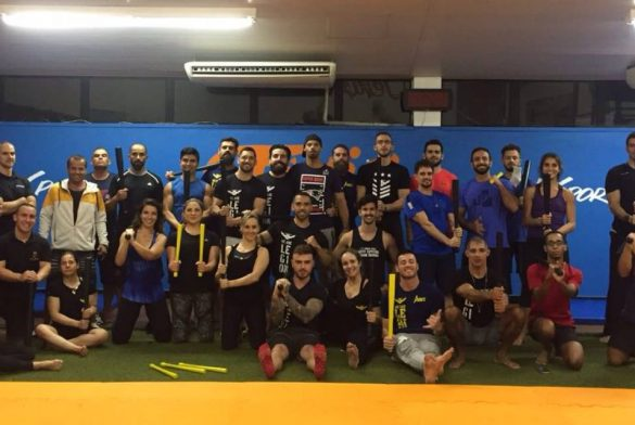 Turma CLUBBELL RJ – Agosto 2017