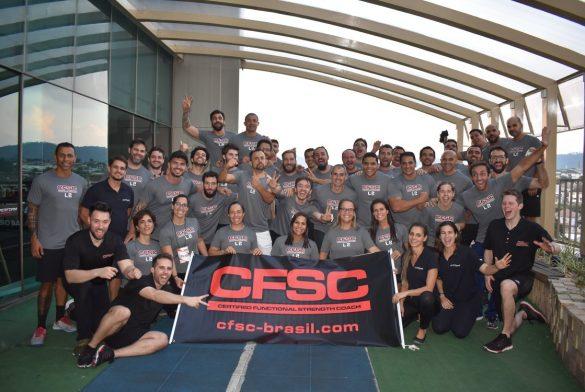 1ª TURMA – CFSC LEVEL 2 BRASIL