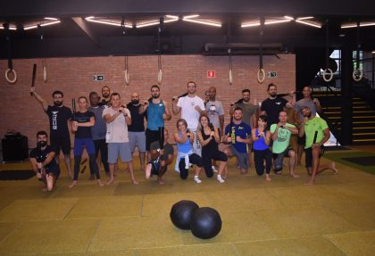 WORKSHOP TACFIT – SP – Abr/2018